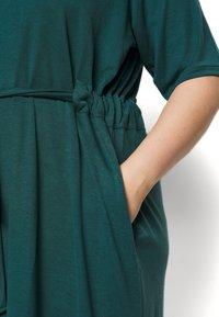 JUNAROSE - by VERO MODA - JRPAILIN SLEEVE DRESS  - Day dress - sea moss - 4