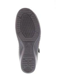 Finn Comfort - Wedge sandals - nappaseda schwarz - 4