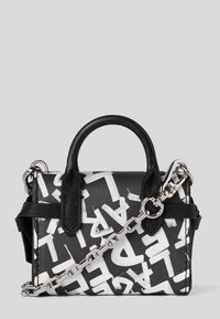 KARL LAGERFELD - Handbag - black/ white - 2