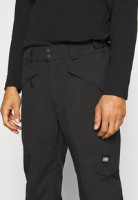 O'Neill - HAMMER SLIM PANTS - Snow pants - black out - 4