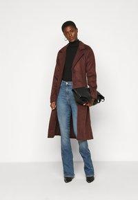Dr.Denim Tall - MOXY - Flared jeans - eastcoast blue - 1