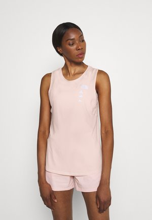 GLACIER TANK  - Top - pearl blush