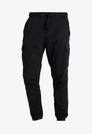 LAKELAND - Cargo trousers - black
