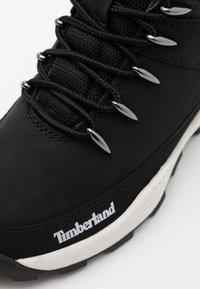 Timberland - BROOKLYN - Vysoké tenisky - black - 5