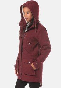 Volcom - Winter coat - red - 2