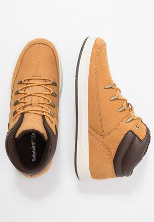 DAVIS SQUARE - Sneakers hoog - wheat