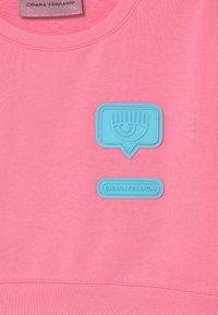 CHIARA FERRAGNI - PATCH  - Sweatshirt - sachet pink - 2