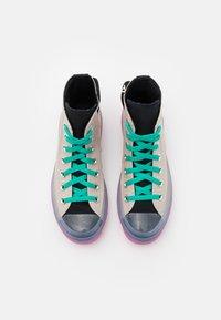 Converse - CHUCK TAYLOR ALL STAR CX - Baskets montantes - string/hyper pink/black - 3