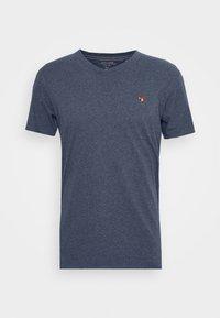 JPRFRANK - T-shirts basic - denim blue