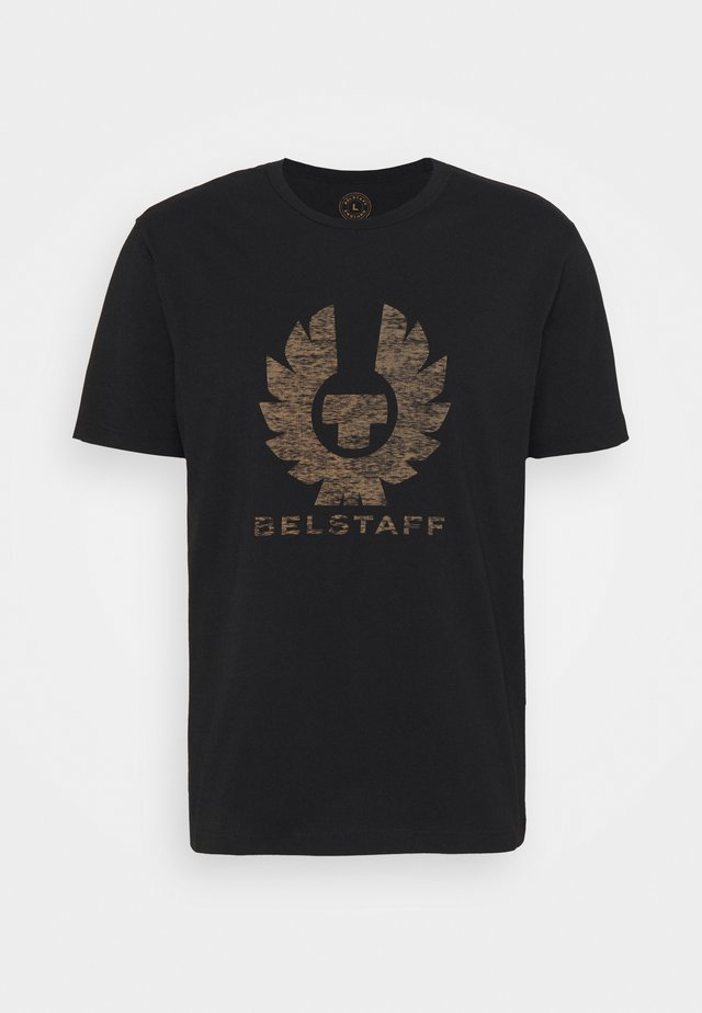COTELAND - T-shirt print - black