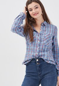 Cache Cache - Button-down blouse - bleu - 3