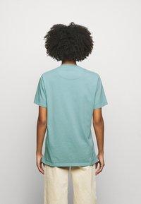 M Missoni - Print T-shirt - mottled teal - 2