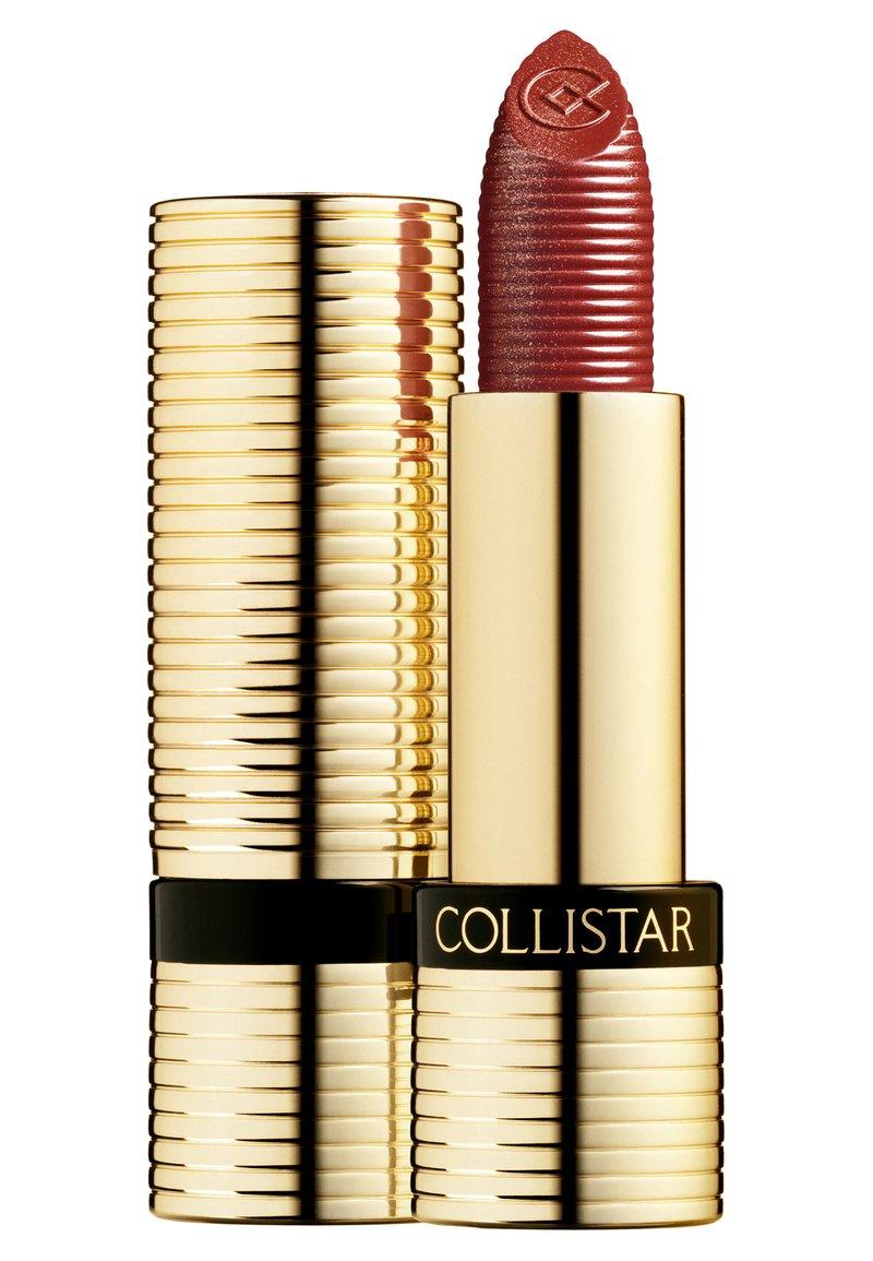 Collistar - UNICO LIPSTICK - Lipstick - n. 21 mattone metallico