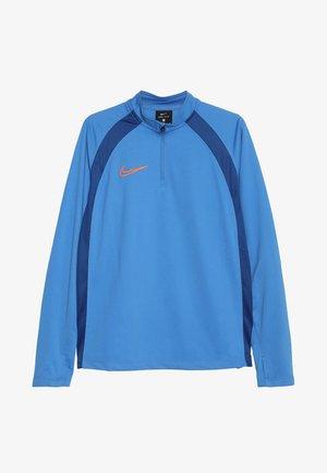 DRY ACADEMY - Sports shirt - pacific blue/indigo force/total orange