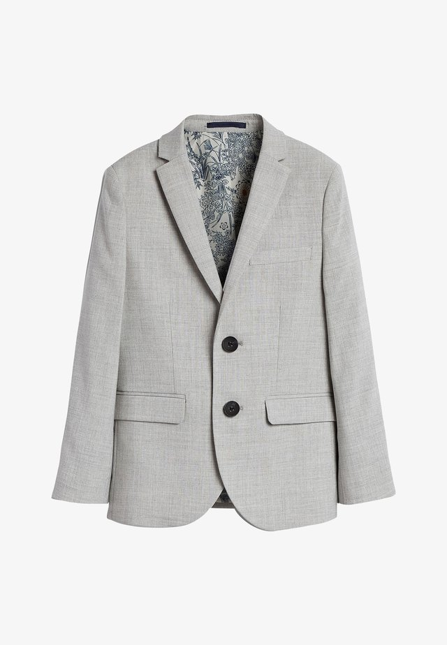 SUIT JACKET (12MTHS-16YRS)-TAILORED FIT - Colbert - grey