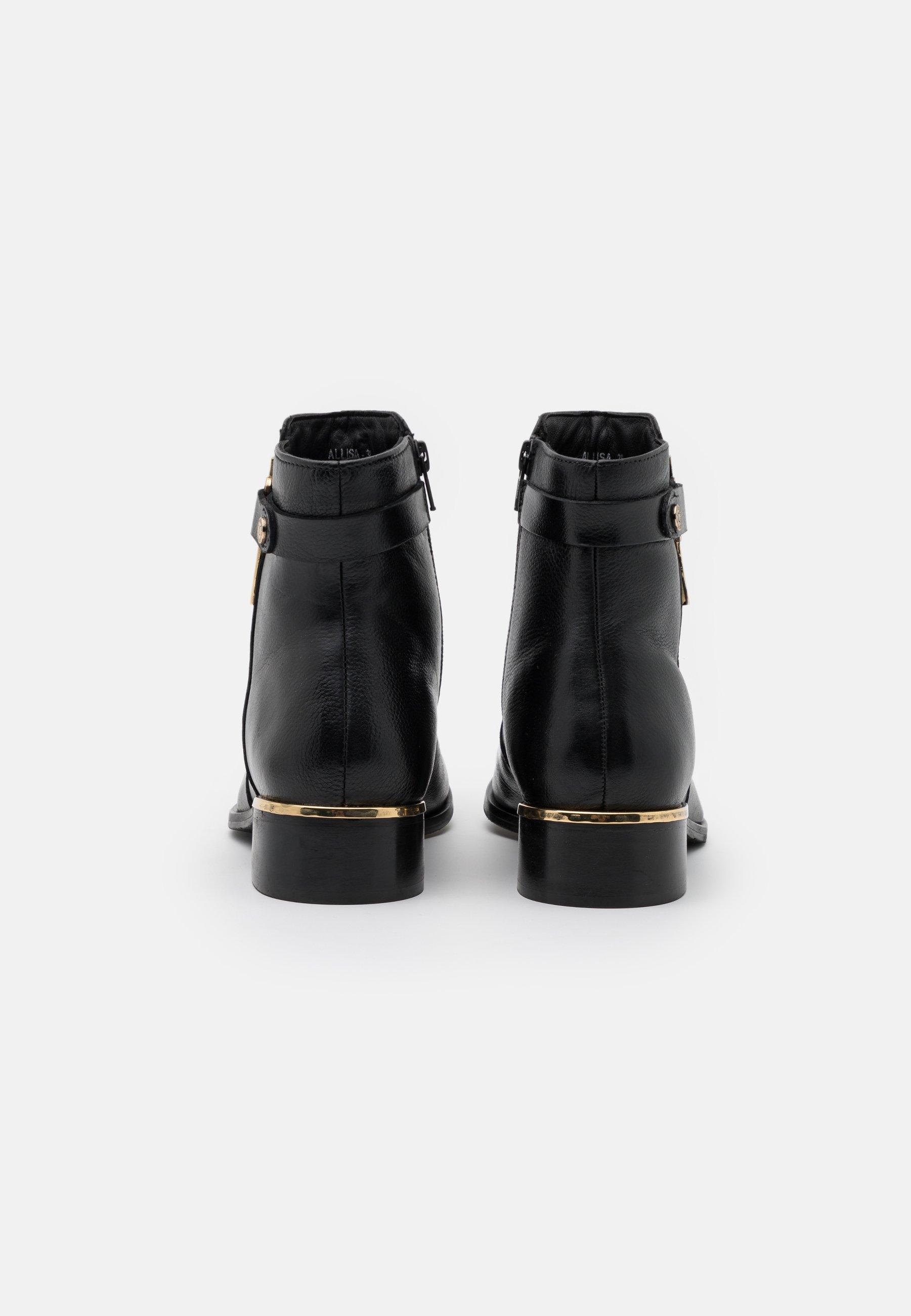 Copenhagen Shoes Allisa - Støvletter Black/svart