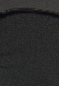 Vero Moda - VMTILDA PANT - Trousers - dark grey melange - 4