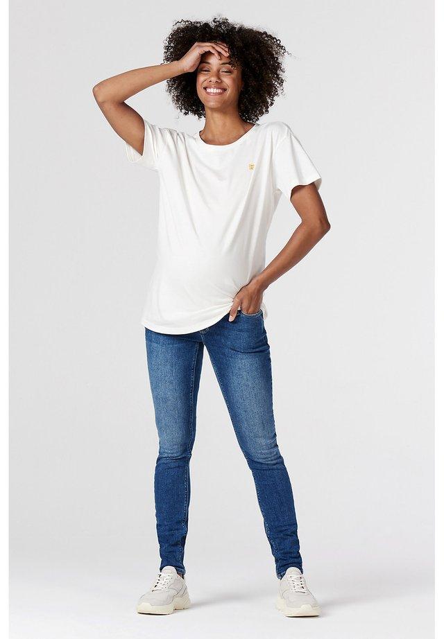 Basic T-shirt - vanilla white