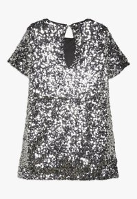 Bardot Junior - MILEY SHIFT - Cocktail dress / Party dress - silver - 1