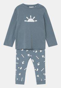 Sanetta - UNISEX - Pyjama set - faded blue - 0