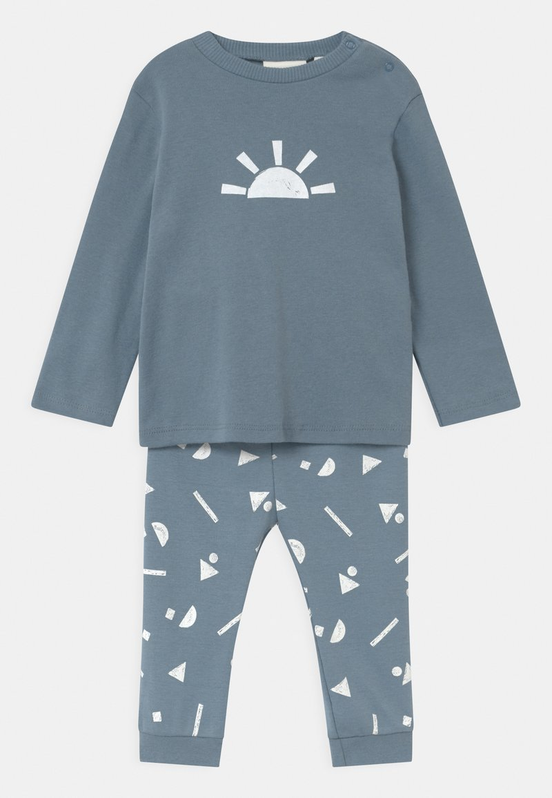 Sanetta - UNISEX - Pyjama set - faded blue