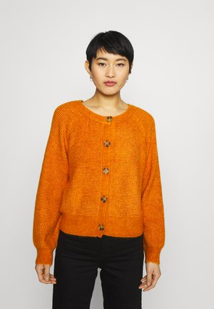 CARDI AIRY - Vest - golden poppy