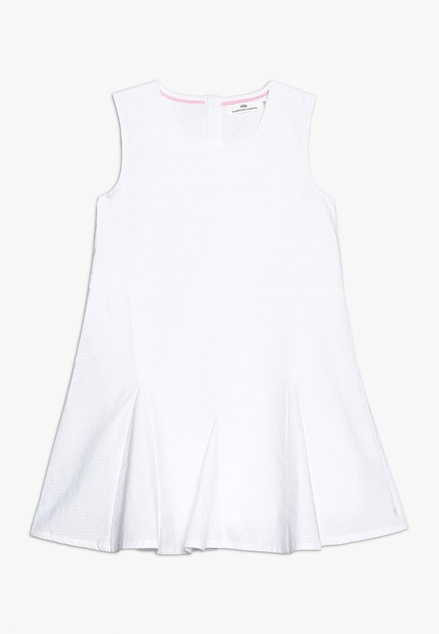 POLIN DRESS - Cocktailjurk - white