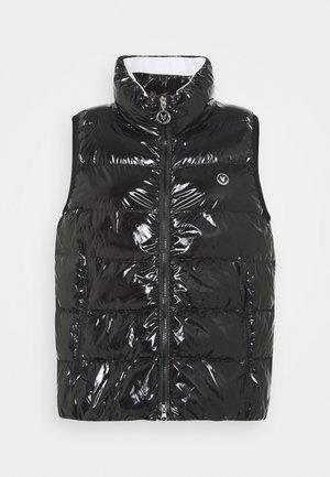SOLARBALL - Waistcoat - schwarz