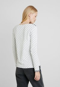 edc by Esprit - DOUBLE - Long sleeved top - off white - 2