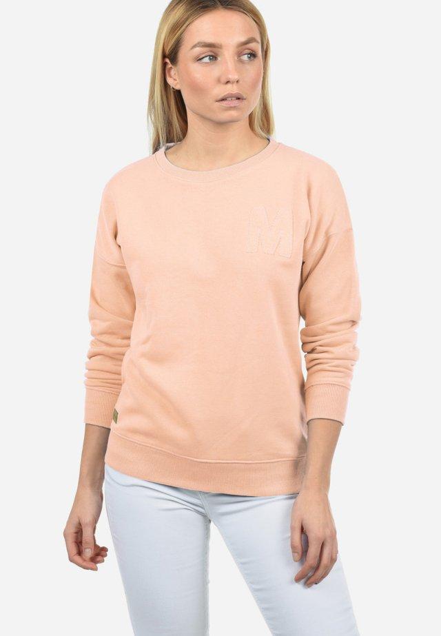 MELLI - Sweatshirt - cameo rose