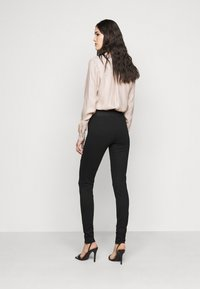 Noisy May Tall - NMJACKS - Leggings - Trousers - black - 2