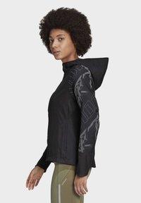 adidas Performance - OWN THE RUN REFLECTIVE JACKET - Training jacket - black - 3