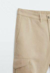 Massimo Dutti - Shorts - beige - 3