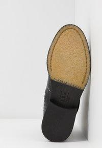 Billi Bi - Stivaletti - black polo teneriffe - 6