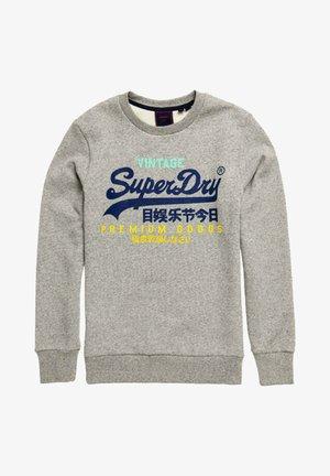 Sweatshirt - silver glass feeder
