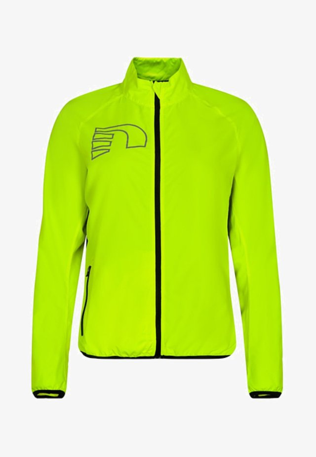 CORE  - Korte jassen - neon yellow