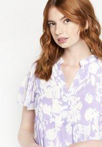 LolaLiza - GRAPHIC PRINT - Day dress - purple - 3