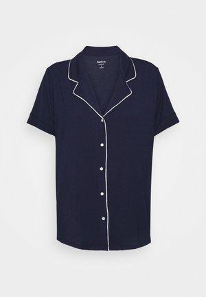 PIPING  - Pyjama top - navy uniform