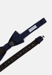 Calvin Klein - NEAT BOW TIE - Bow tie - navy - 2