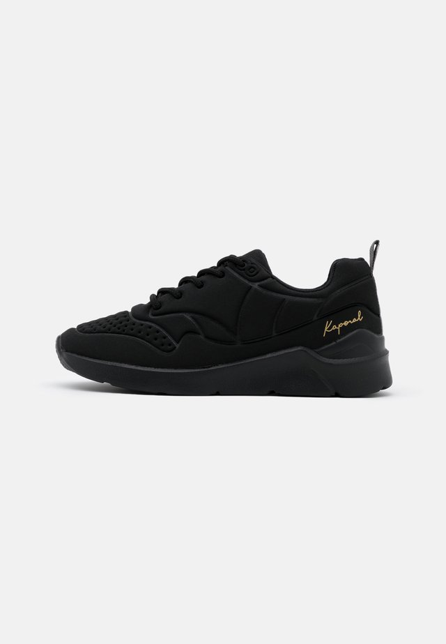 RUBAN - Sneakers basse - noir