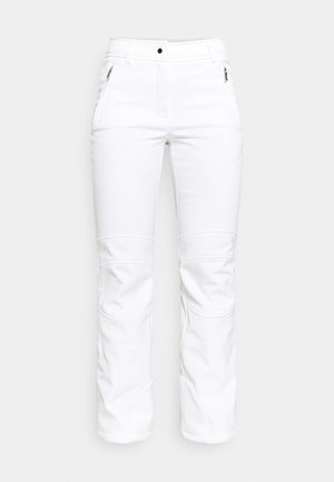 ENTIAT - Schneehose - optic white