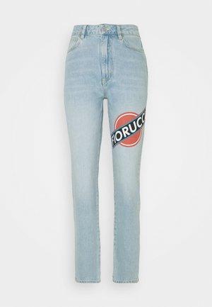 TARA - Jeans a sigaretta - light vintage