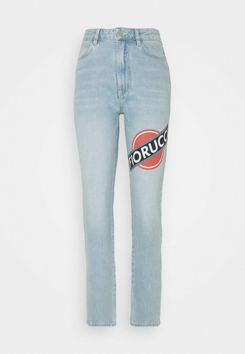Fiorucci - TARA - Jeans a sigaretta - light vintage