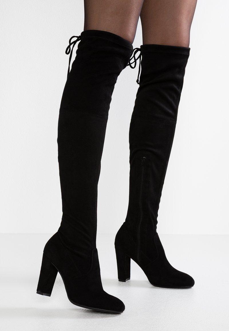 Anna Field - High heeled boots - black