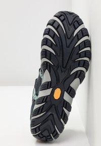 Merrell - WATERPRO MAIPO 2 - Hiking shoes - navy smoke - 4