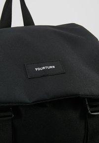 YOURTURN - Batoh - black - 7
