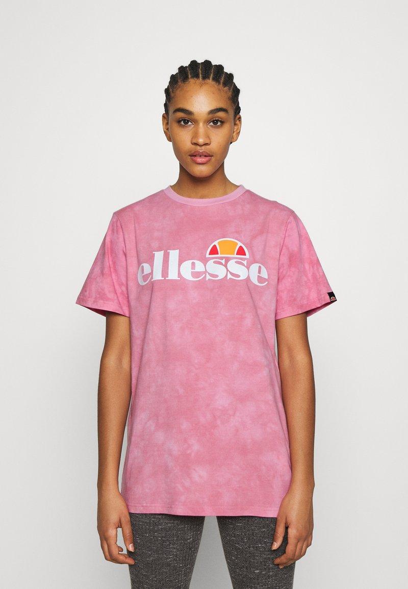 Ellesse - NEWHAY - Print T-shirt - pink
