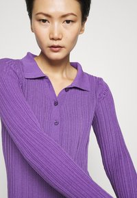 Pinko - BECKY - Koszulka polo - purple - 4