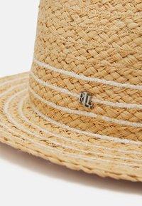 Lauren Ralph Lauren - FEDORA - Hat - natural/white - 4