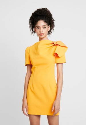 THE HOUR DRESS - Shift dress - citrus